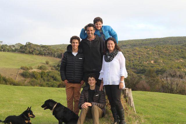 The Bowker Family 2018