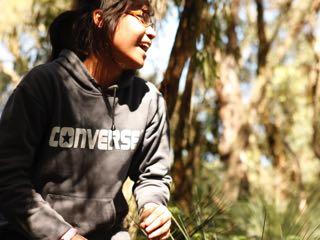 Orienteering at Kangaroobie